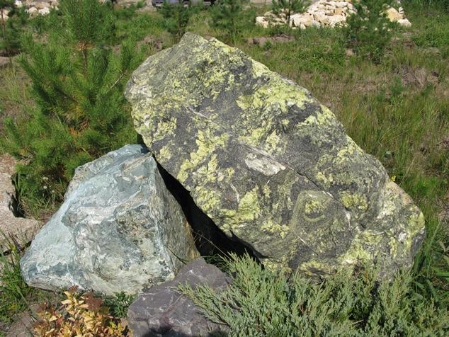 Уральские камни фото